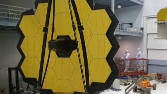James Webb telescope.