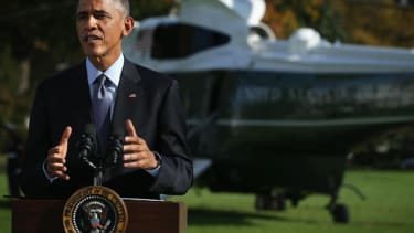 Obama on Ebola: Health care workers going to Africa are 'American heroes'