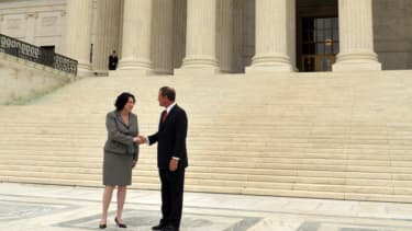 Judge Sotomayor and Judge Roberts