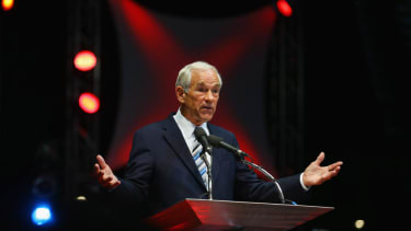 Ron Paul: GOP-controlled Senate means 'boots on the ground' in Iraq, Syria