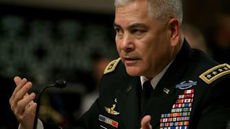Army Gen. John Campbell.