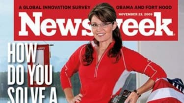The media vs. Sarah Palin