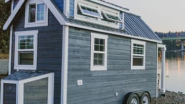 The fully mobile micro home