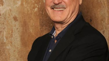 John Cleese shares some of his favorite books.