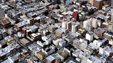 California residential buildings.