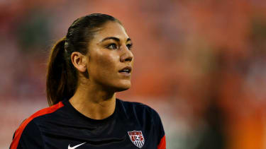 Soccer star Hope Solo arrested for allegedly assaulting relatives