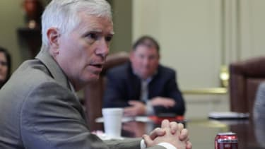 GOP Rep. Mo Brooks: Democrats waging a 'war on whites'