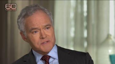 CBS News' Scott Pelley takes on alt-right blogger Michael Cernovich.