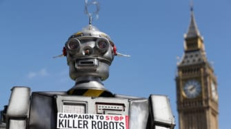 The campaign to stop killer robots