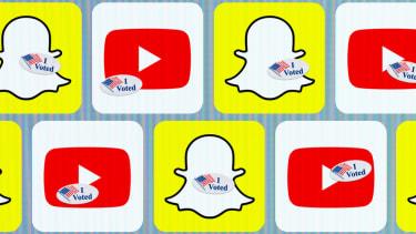 App logos.