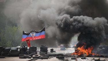 Ukrainian separatists launch unprecedented assault on border guards