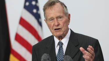 Why George H.W. Bush stopped calling Ukraine 'The Ukraine'