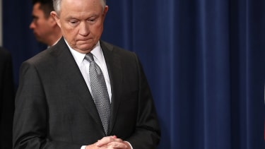 Jeff Sessions at the Justice Department