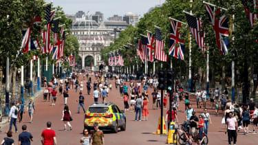 London prepares for President Trump