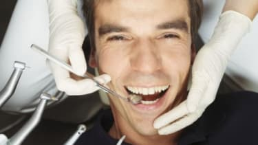 Happy about dentistry?