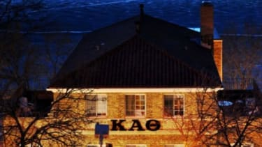 """An end to fraternities, says Caitlin Flanagan in The Wall Street Journal, is the only way to give women a """"fair shot at living and learning as freely as men."""""""
