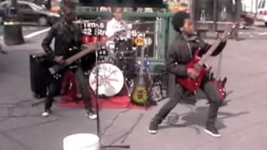Precocious middle school metal band signs $1.8 million record deal with Sony