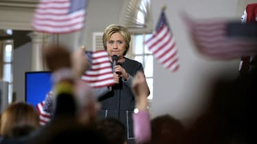 Hillary Clinton may have a fierce competitor.