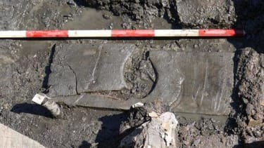 Archaeologists discover earliest known wooden toilet seat