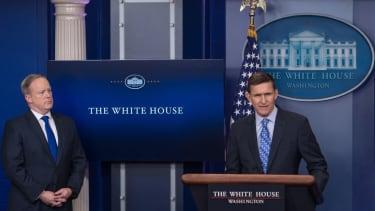 Michael Flynn on Iran.