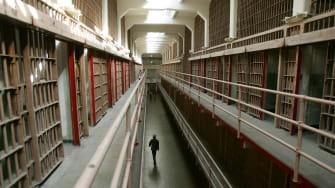 An American prison.