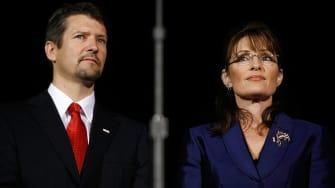 Sarah and Todd Palin.