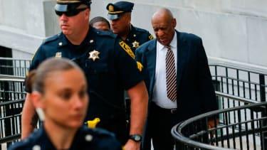 Bill Cosby on trial.