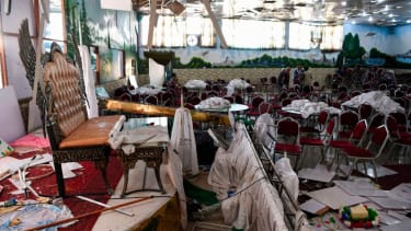 Afghanistan wedding hall attack.