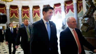 House Republicans pass health care bill.