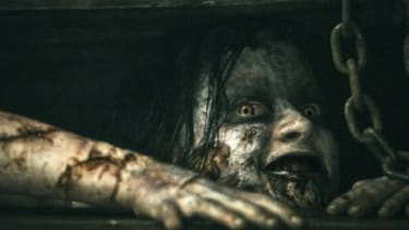 A trailer for the remake of the 1981 horror classic Evil Dead