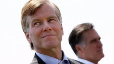 Virginia Governor, and potential Romney running mate, Bob McDonnell