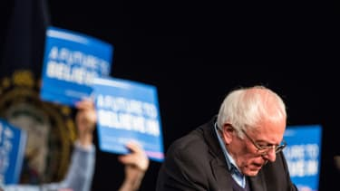 Time to bring the economy front-and-center, Bernie.
