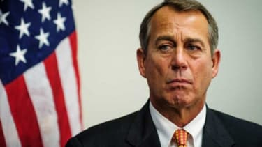 House Speaker John Boehner (R-Ohio): Congressional bomb diffuser?