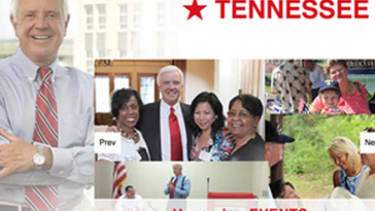 Democratic Senate candidate plagiarized nearly his whole website