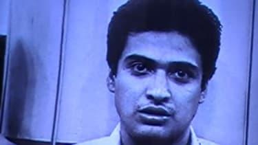 A photo of Carlos DeLuna taken in January 1983