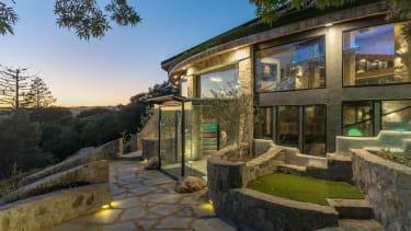 A home in Napa, California.