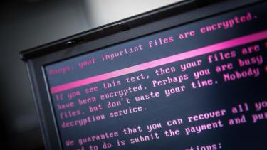 A massive cyberattack spreads