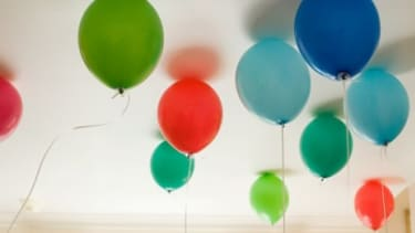Our helium shortage may cause the price of helium balloons to skyrocket.
