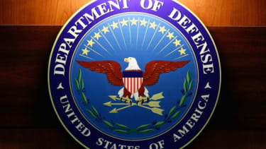 The Defense Department seal
