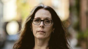 Laurie Halse Anderson.