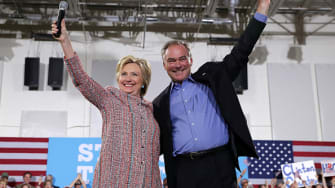 Hillary Clinton chooses a running mate.