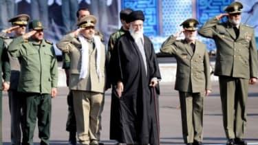 Iran Supreme Leader Ayatollah Ali Khamenei in Tehran
