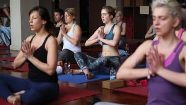 Irish priest warns Catholic parishioners against 'unsavoury' yoga