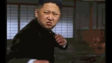 North Korea is furious over viral video mocking Kim Jong-un