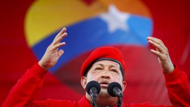 Venezuela has been in decline.