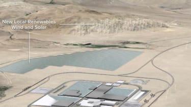 Tesla's Gigafactory paves the road to the renewable energy future