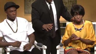 Jay Z, Solange explain their elevator brawl on SNL