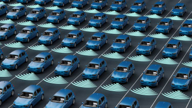 Our driverless future.