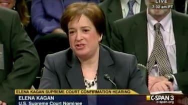 CSPAN Supreme Court hearings.