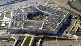 The Pentagon.